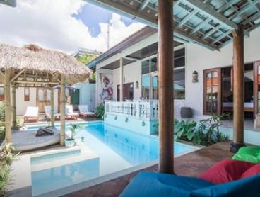 Seminyak: Five-Night or Seven-Night Private Pool Villa Stay for Up to 12 People at Seminyak Seagrass Villa