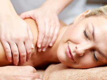 80-Minute Hot Oil Relaxation Massage Package Including a Foot Scrub - Just $59 for One Person or from $115 for Two People (Valued Up To $280)