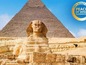 14 Day Ancient Egypt Tour, Flights