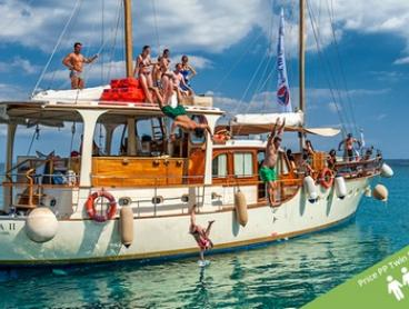 Greek Islands: From $404 Per Person for a Seven-Night Cruise with Breakfast and Extras with Sail In Greece Adventures