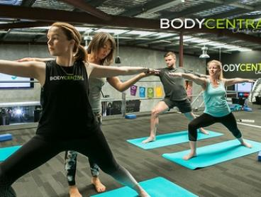 1 Month of Unlimited Timetable Classes for 1 ($29) or 2 People ($49) at Bodycentral Lifestyle Centre (Up to $800 Value)