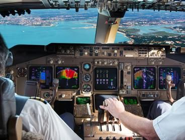 90-Minute Jet Flight Simulator Experience in a Replica Based on the Boeing 737-800NG for Just $199, or Opt for 120 Minutes for $249 (Valued Up To $499)