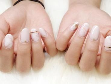 Gel Manicure ($19) or Gel Pedicure ($25) at H Nail Garden (Up to $90 Value)