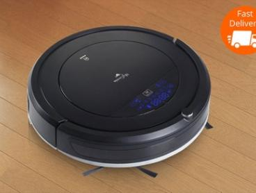 $179.95 for a ZX 1000 MyGenie Intelligent Robotic Vacuum with Two Mopping Functions (Don't Pay $1.199)