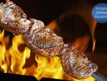 AYCE Brazilian BBQ Buffet for One ($29), Two ($58) or Four People ($116) at The Grill House Southport (Up to $180 Value)