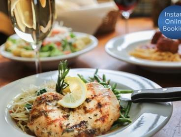 Three-Course Italian with Wine for Two ($55) or Four People ($105) at Gallery 324, South Yarra (Up to $224.20 Value)