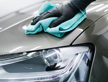 VIP Car Wash Package with Hand Polish for a Hatch, Sedan, Wagon or 4WD from Just $39! Add Air Conditioning Sanitiser and Deodoriser for a Total of $89 (Valued Up To $280)