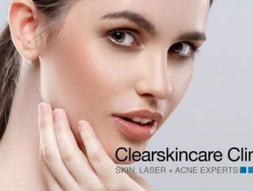$39 Xmas Special Skin Cleansing + Rejuvenation Package at Clearskincare Clinics, 43 Locations (Val: $169)