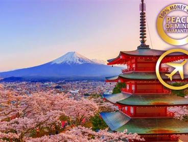 14 Day Japan Tour w/ Flights