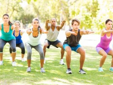 Outdoor Fitness - Five- ($14) or Ten-Class Pass ($25) at Alignment Health (Up to $250 Value)