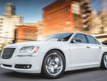 From $89 for a Trip in a Luxury Chrysler 300C with Xclusive Car Hire, Corrimal (Up to $1,060 Value)