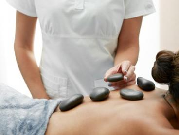 45-Minute Indian Head Massage ($29) or Hot Stone Massage ($45) at Goddess Indulgence Beauty And Spa (Up to $87 Value)