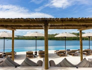 Bali: Three Nights for Two People with Breakfast and Wine at Menjangan Dynasty Resort Beach Glamping & Dive Centre