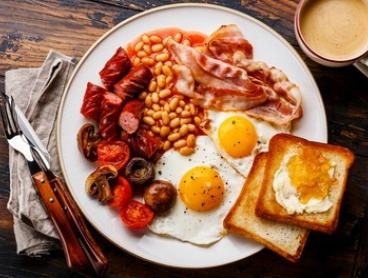 Breakfast and Hot Drink for One ($12.50), Two ($25) or Four People ($50) at Millie's Gourmet Food Lab (Up to $96 Value)