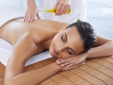 60-Min Massage with Almond Oil ($39) Plus 30-Min Body Scrub ($59) at Optimal Body Massage & Wellness (Up to $145 Value)