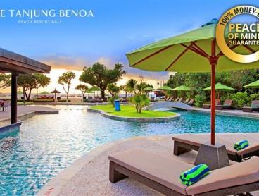 8 Nights in Serene Nusa Dua for Two
