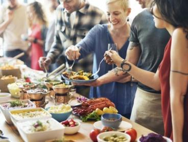 $119 for All-You-Can-Eat International Sunday Buffet for Two People at Baygarden Restaurant (Up to $170 Value)