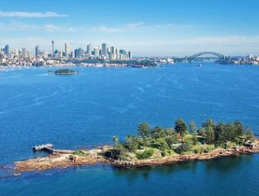 3-Hr Shark Island Cruise with Meal: 1 ($39), 2 ($78) or 3 People ($156) with Sydney Harbour Discovery (Up to $312 Value)