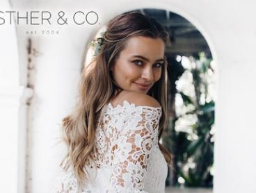 ESTHER & CO: $5 for $40 Online Credit (Min Spend $120)