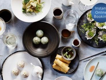 $60 for $120 to Spend on Chinese Food and Drinks for Minimum Two People and Drinks at Lotus Restaurant The Galeries