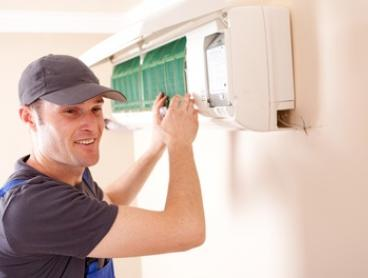Air Conditioner Clean - Split System ($65) or Full System ($80) with Aircon Plus (Up to $160 Value)
