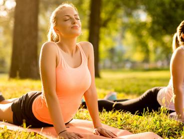 Full-Day Yoga and Meditation Retreat in Bunya Downs with an Organic Gourmet Lunch, Foot Massage & More - $99 for One Person or $189 for Two People (Valued Up To $398)