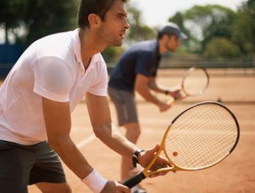 $69 for Five Adult or Child Group Tennis Lessons or $89 for 8-Week Competition at Tennis World (Up to $412 Value)