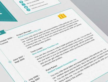 Designer Resume and Cover Letter Template Package for $18. Includes 11 Designer Resume Templates and Cover Letters, 30-Day Planner Template and More (Value $264.14)