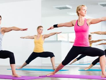 10-Class Yoga Pass is Just $19 for One Person or $35 for Two People (Valued Up To $220)