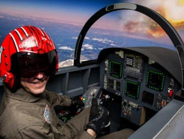 Jet Flight Simulator Experience - 30 ($69) or 60 Minutes ($99) at Jet Flight Simulator Adelaide (Up to $169 Value)