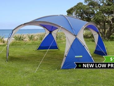 $149 for a Beyond Oasis 4.5m Outdoor UV-Protected Shelter