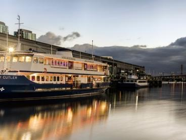 $31.50 for Retro Dress-Up Boat Party Ticket, 7 October 2017-14 April 2018, The Lady Cutler, Docklands (Up to $45 Value)