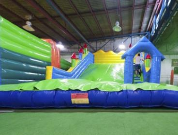 Play Centre Entry for Adult Plus Child Under Five ($5) or Over Five ($8) at Kawana Indoor Sports (Up to $16 Value)