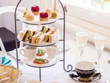 Charming Weekday High Tea at Boronia House in Mosman, Just $55 for Two People or $108 for Four People (Valued Up To $220)