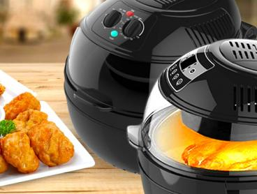 Finally, Fried Foods Without the Guilt! Designed to Give Your Favourite Snacks a Golden Crust and Perfect Crunch with Less Fat and Oil Necessary. From Only $99