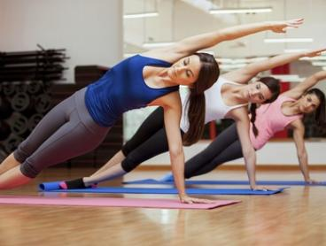 One-Month Unlimited Yoga and Meditation for One ($35) or Two People ($69) at Lotus Health, Kogarah