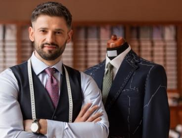 Custom-Tailored Shirt ($49) Plus Wool Trousers ($109), or Bespoke Suit ($329) at Luxury Plus (Up to $749 Value)