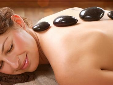 Two-Hour Pamper Package with Hot Stone Back Massage, Facial and More for $49. Upgrade to Add a Collagen Eye Treatment for a Total of $59 (Valued Up To $216.50)