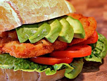 Vienna Schnitzel Roll or Wrap Combo with Chips, Soft Drink and More - Just $9 for One Person or $18 for Two People (Valued Up To $35)