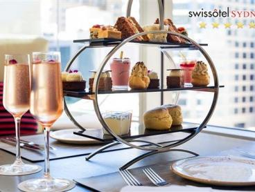 Lavish High Tea & Cocktails
