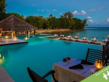 ✈ Port Vila, Vanuatu: From $1,249 Per Person for 7-Night Escape with Flights and Breakfast at 4* Breakas Beach Resort