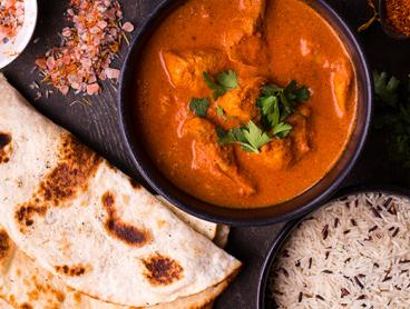 Modern Indian Dinner with Drinks in Torrens is Only $35 for Two People or $70 for Four People (Valued Up To $185.40)