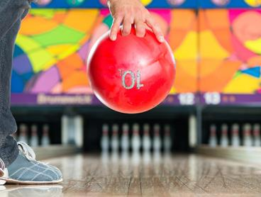 Tenpin Bowling including Shoe Hire in Warilla - Get One Game for $6, or Two Games for $10 (Valued Up To $20)