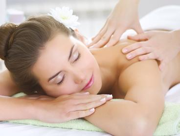 90-Minute Pamper Package at High-End CBD Day Spa with Massage, Body Polish and Facial - $69 for One Person or $129 for Two People (Valued Up To $310)
