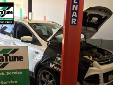 Car Service with 1 Year of Assistance ($129) + Diagnostic Scan ($169) at Ultra Tune, Diamond Creek (Up to $560 Value)