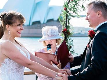Ultimate Four-Hour Wedding Cruise Packages on Sydney Harbour. Prices Start from Just $8,360 for 60 Guests (Valued Up To $20,700), Plus a Maritime Wharf Fee from $48.90