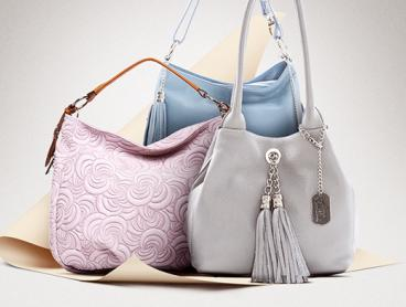 Affordable Leather Handbags From $29.95