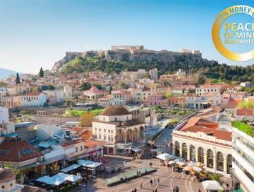 15 Day Athens and Greek Island Tour