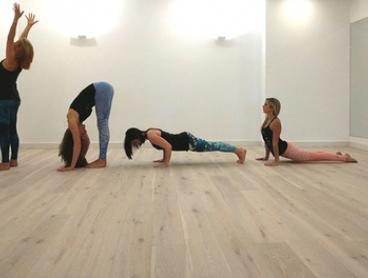 Three Weeks of Yoga Classes for One ($25) or Two People ($45) at Hot Dog Yoga (Up to $100 Value)