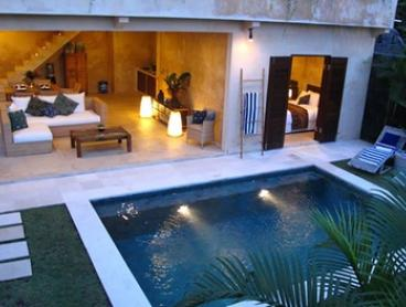 Seminyak, Bali: Up to 7 Nights for Two with Breakfast, Massage and Airport Transfers at Rumi Villas Bali